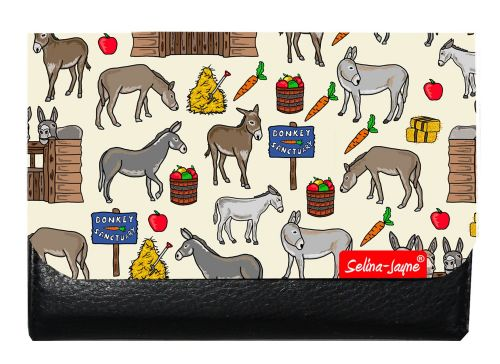 Selina-Jayne Donkey Limited Edition Designer Small Purse